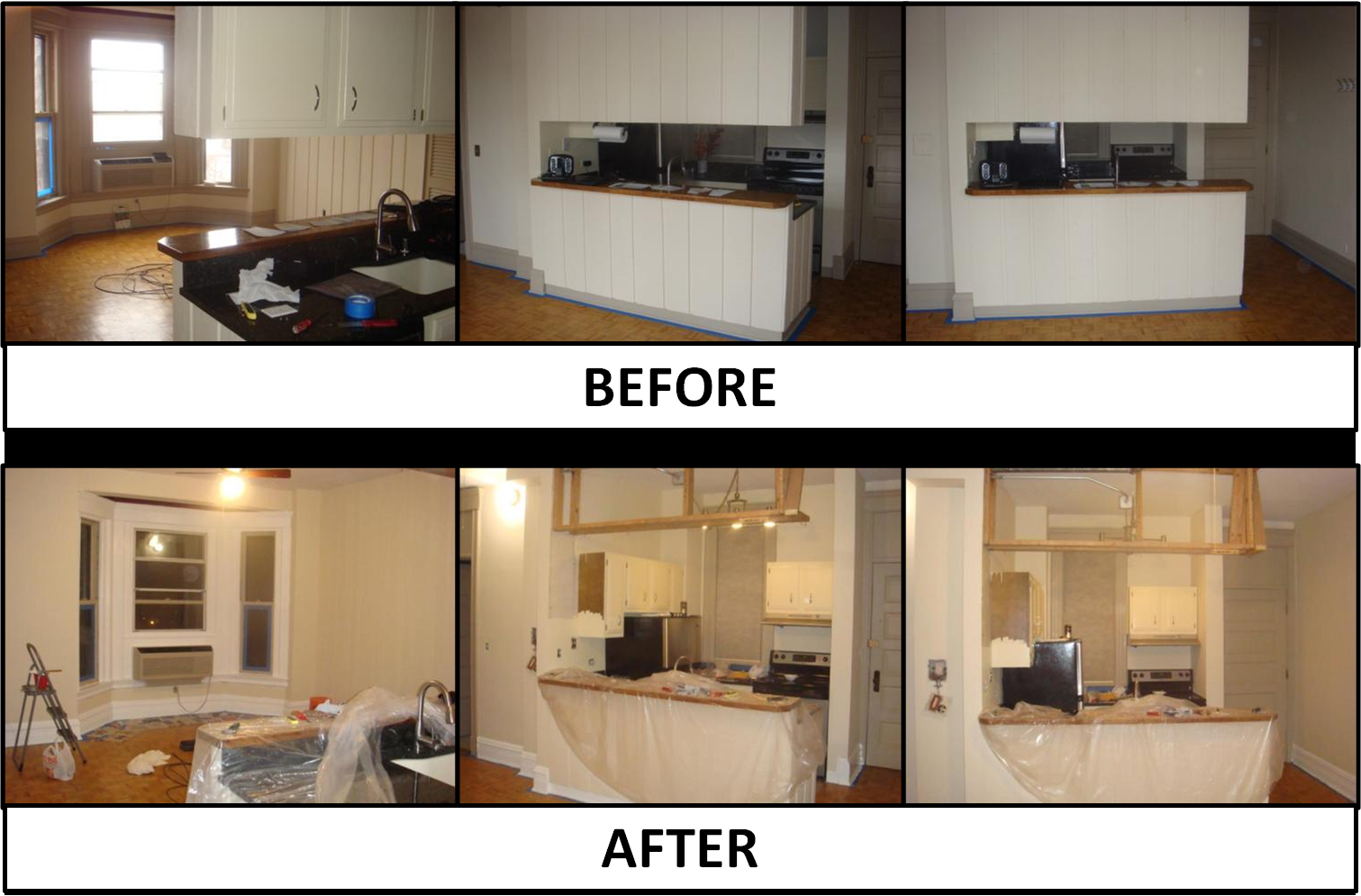 Before After Regan 39 S Condo